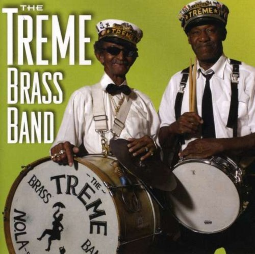 treme brass band- influences for the mighty vipers - elemental