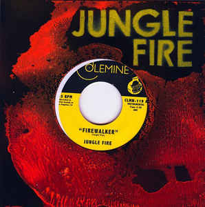 jungle fire - influences for the mighty vipers - elemental