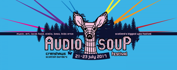 Audio Soup Festival 2017 Banner