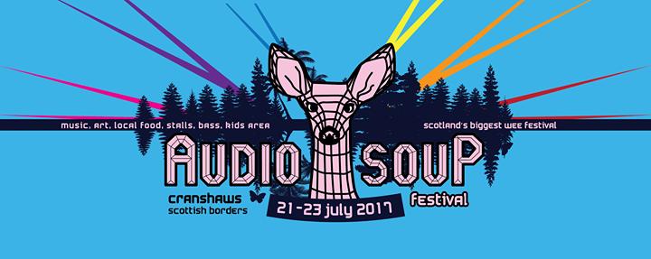Audio Soup Festival 2017 Banner